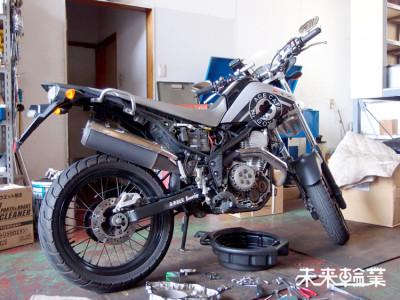 XTX修理2