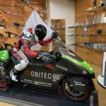 2019年世界最速の電動バイク、EV-02A